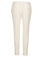 Saint Laurent Tuxedo Pants - Bianco