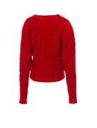 Andamane Sweater - Red