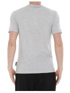 Versace Collection T-shirt - Grigio melange+stampa