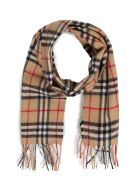 Burberry Vintage Check Scarf - Archive Beige