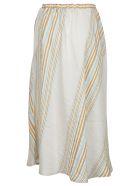 Roberto Collina Striped Skirt - Basic