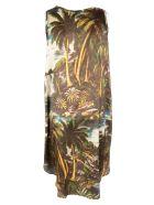 Shirt a Porter Jungle Print Dress