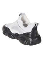 Moschino Mesh Sneakers - Black