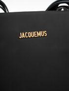 Jacquemus Le A4 Square Bag W/hand - Black