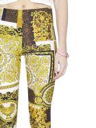 Versace Pants - Oro marrone bianco