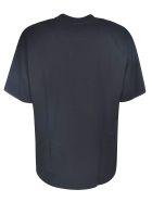 MSGM Graphic Photo Printed T-shirt - Nera