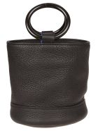 Simon Miller Bonsai Bucket Bag - Black Tonal