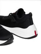 Prada Linea Rossa Sneakers - Nero bianco