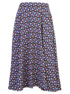 La DoubleJ Printed Skirt - Multi