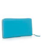 Comme des Garçons Wallet Wallet Classic Leather Line - Blue