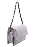 Marc Jacobs 'pillow' Leather Shoulder Bag - Grey