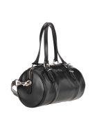 Miu Miu Mini Bowling Bag - BLACK
