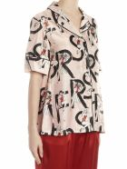 For Restless Sleepers 'bendis' Blouse - Pink