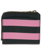 Kate Spade Small Bifold Wallet - Pink multi