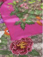 Gucci Floral Print Scarf - Basic