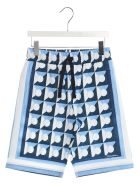 Dolce & Gabbana 'parco Dei Principi' Pants - Multicolor