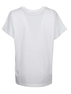 Calvin Klein Logo Print T-shirt - Bright White