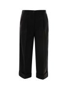 SEMICOUTURE Trouser - Antracite