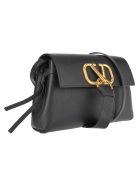 Valentino Vring Bag - BLACK