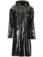 Rokh Vinyl Raincoat - BLACK (Black)