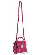 Salvatore Ferragamo Boxy Handbag - Cerise