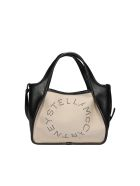 Stella McCartney Stella Logo Tote Bag - Sand