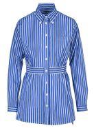 Prada Striped Shirt - BLUETTE