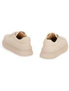 Jil Sander Rubber Sneakers - Camel