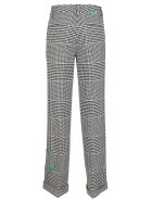 Off-White Pied Depoule Formal Pant - Blackgreen