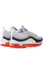 Nike Air Max 97 Premium Multicolor Textile & Leather Sneaker - Multicolor