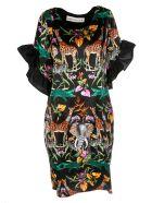 Shirt a Porter Safari Print Dress