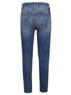 Mother High Waisted Skinny Jeans - Medio