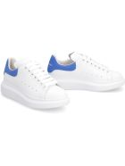 Alexander McQueen Larry Leather Sneakers - White