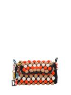 M Missoni Knitted Crossbody Bag - Nero