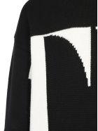 Valentino Knitwear - Nero/avorio