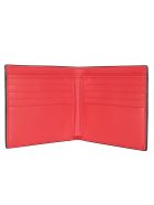 Alexander McQueen Wallet - Black/red