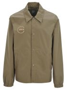 Helmut Lang Stadium Jacket - MILITARY