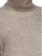 Avant Toi Wool And Cashmere Sweater - Taupe