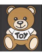 Moschino Iphone X Moschino Teddy Bear Case - Black