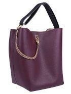 Givenchy Bucket Bag - Purple