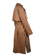 Stella McCartney Coat - Brown