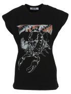 MSGM Tshirt Scorpio - Black