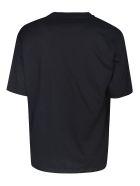 Prada Zipped Patch Pocket T-shirt - Black