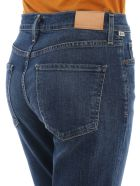 Citizens of Humanity Demy Cropped Flared Jeans - Clearwater Blue