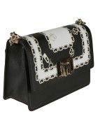 Furla Chain Shoulder Bag - talc