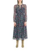 Saloni Yasmeen Dress - Multicolor