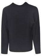Dries Van Noten Ribbed Sweater - Black