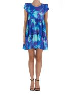 aniye by Tie & Dye Dress - Blue