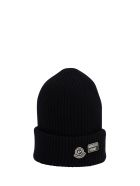 Moncler Genius Rricot Beanie By Fragment - Nero