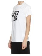 RED Valentino Love You T-shirt - White